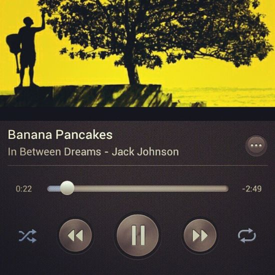 I swear this is the best song on this insane rainy weather. Jackjohnson Bananapancakes MomolWeather