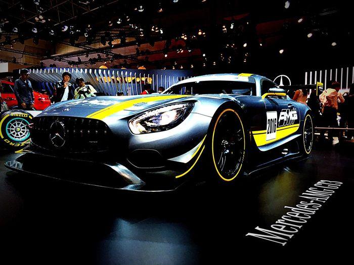 AMG GT-3 First Eyeem Photo
