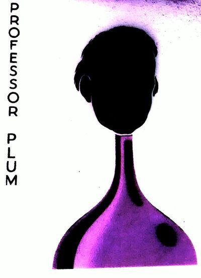 Profplum Professorplum Cluedo Clue