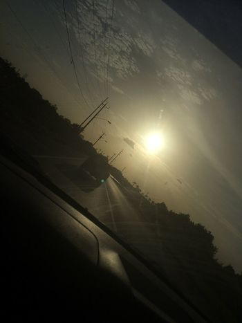 Sun Transportation Sky Sunlight Power Supply Sunset Electricity  Cable Sunbeam Power Line  No People Journey Electricity Pylon Nature Scenics Outdoors Beauty In Nature Day