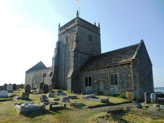 Uphill Weston-super-mare Somerset Church