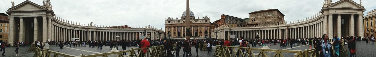 Vatican Vaticano Panorama Urban Lifestyle People Watching Travel Qualquer Lugar Seeing The Sights