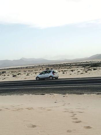 Sand Dune Desert Beach Sea Sand Water 4x4 Salt - Mineral Car Off-road Vehicle