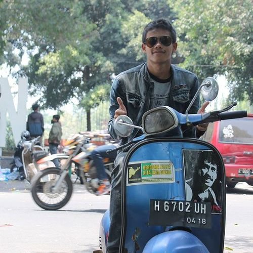 18th Anniversary Mataram Scooter Club Msc Vespa Vespagram