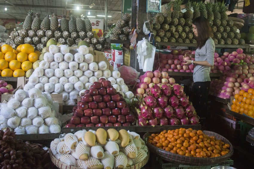 Abundance Arrangement Choice Consumerism Display Food Food And Drink For Sale Freshness Fruit Healthy Eating Indoors  Large Group Of Objects Market Market Stall Price Tag Retail  Still Life Store Variation