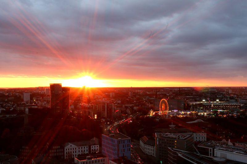 Hamburg Cityscapes Deutschland EyeEmbestshots Eye4photography  EyeEm Best Shots Sunsetlover Sunset_collection Taking Photos Travel Photography