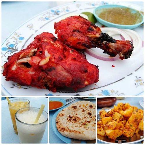 Pakputrarestaurant Rotinaan TandooriChicken Lassi aloojeera melaka malacca Malaysia travel
