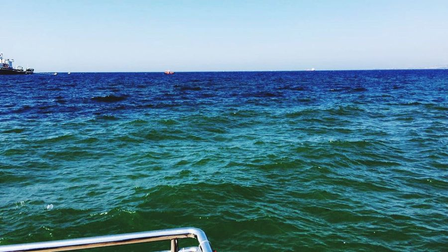 Water Blue Nature Clear Sky Sea First Eyeem Photo
