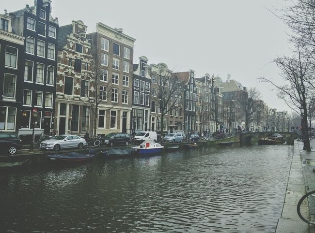 Amsterdam Netherlands Red Light District Water Canal Architecture Streetphotography Urbanphotography Urban Lifestyle