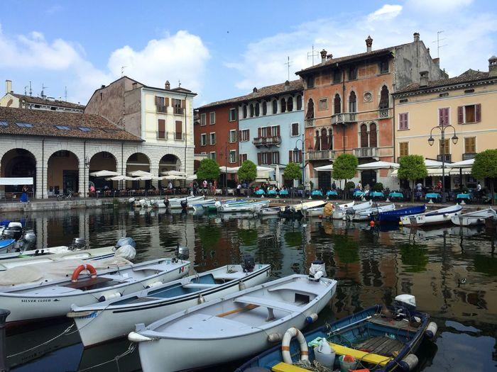 Desenzano Italia Lagos Hello World Nikonphotography Nikon Blue Sky