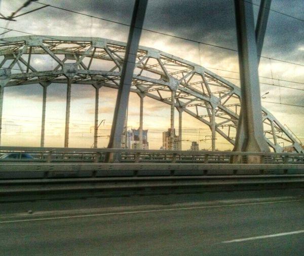 Kiev Kiev Ukraine Ukraine Bridge