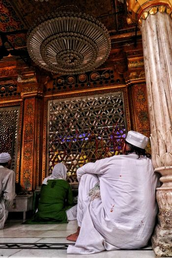 Architecture Place Of Worship Historic Mosque Temple - Building Religion