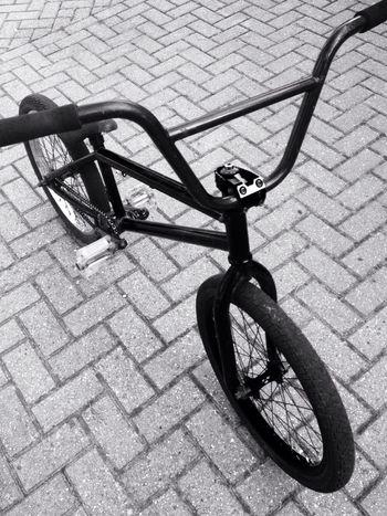 Black & White BMX ❤ Wethepeople