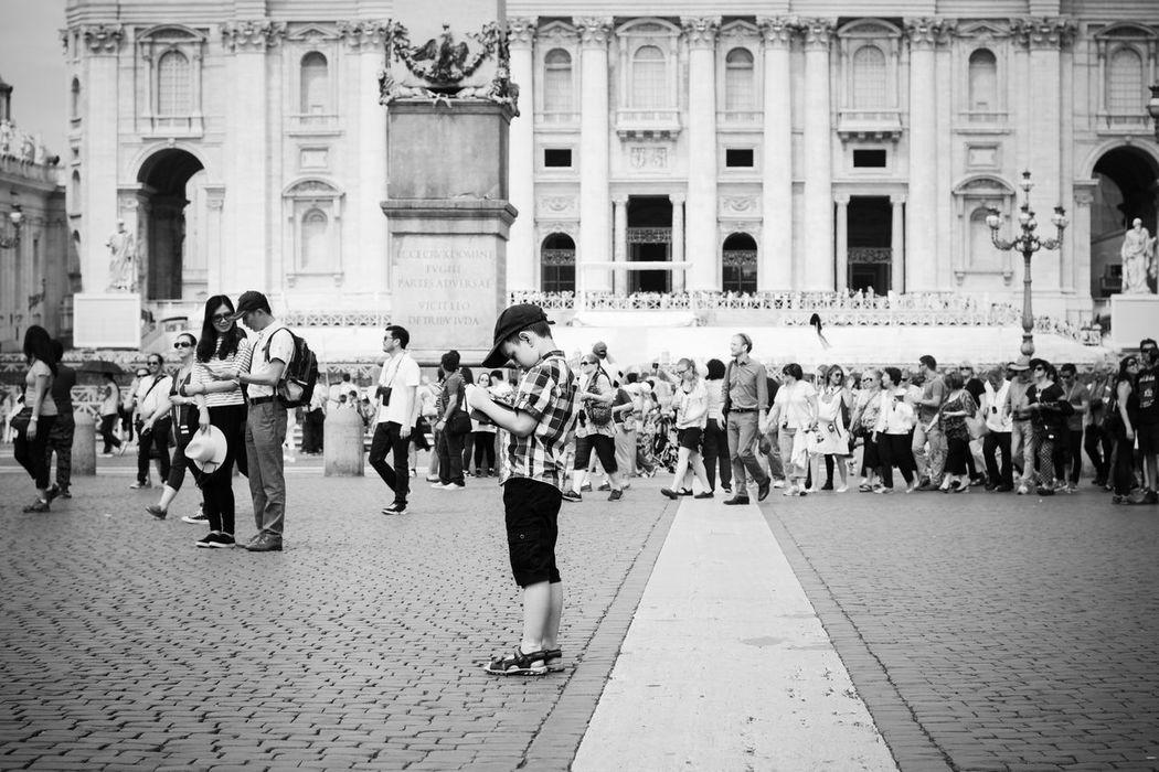 Young photographer #1 // VSCO Vscocam Blackandwhite Black & White Monochrome Nikon Nikon D5200 Nikonphotography Taking Photos Childhood
