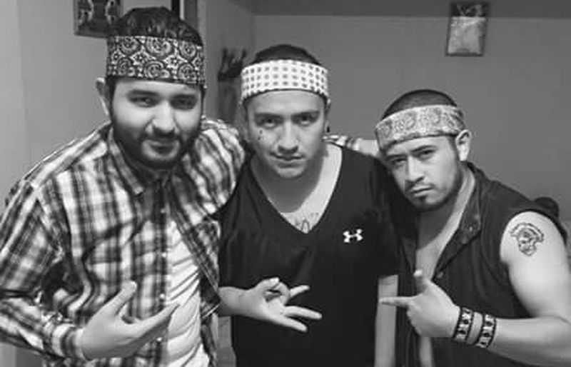 Theme Party Cholo Bear Friends