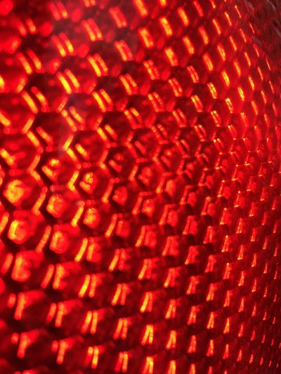Red Backgrounds Close-up No People Pattern Abstract Illuminated