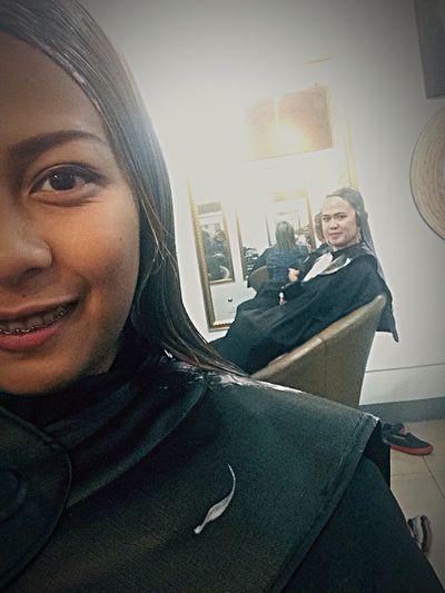 Haanngg togol.. 😕😓 New Look Haircut Pampertime Tiisganda Nosleep