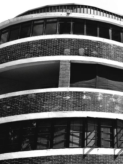 Bricks Retro Building Architecture Singaporearchitecture Sg_architecture Tiong Bahru Singapore Bnw Bnw_collection Bnwphotography Bnw_city Bnw_sg