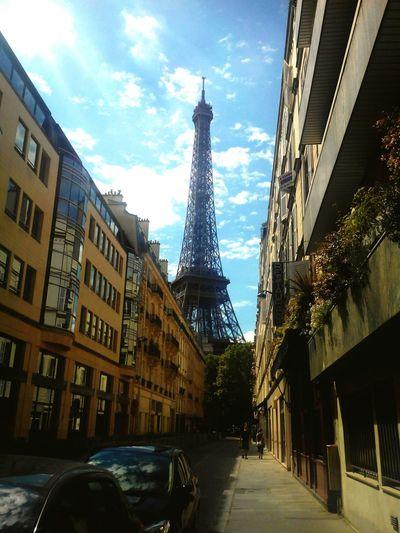 First Eyeem Photo Paris, France  Eiffel Tower