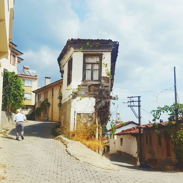 House Home Street Old Historical Place History Man Farm Tirilye
