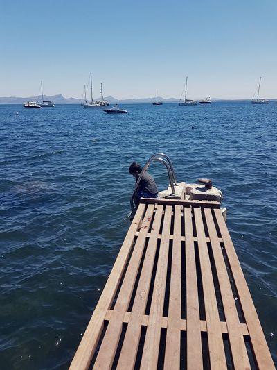 Colores Del Verano Seacollection Mediterranean  Disfrutando Del Mar Lugares Con Encanto Mallorca Mágica