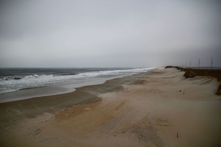 Americana Beach Photography Nature Ocean View Outer Banks, NC Beach Beachphotography Ocean Sea Sea And Sky Water Waves
