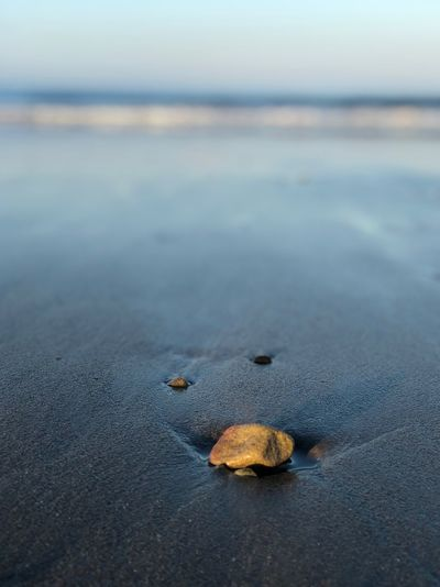 Beach Sand Land Sea Water No People Nature Beauty In Nature