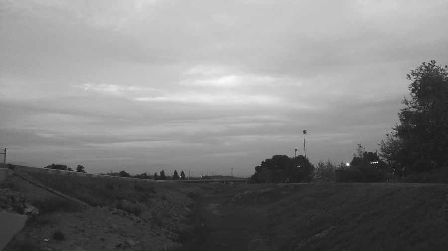 - Everyone see's more clouds, All I hear is sad sounds .. First Eyeem Photo Blackandwhite Photographyoftheday Sky Dark Clouds Riverbed Mellow Night