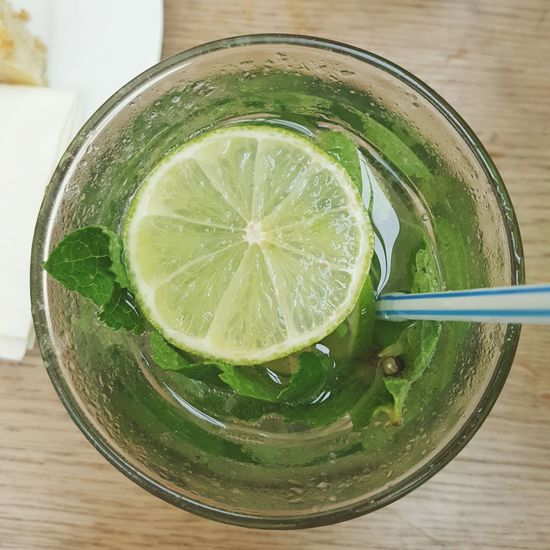 Summer vibes Summer Drink Soda Tirsty Bubbles Elderberry Syrup Fresh Mint Fresh Products On The Table Lemonade No People Looking Down Lemon Slice Healthy Lifestyle Full Frame The Essence Of Summer Water Drink Drinking Straw Glass Green Lemon Cold Drink Blue And White Showcase June