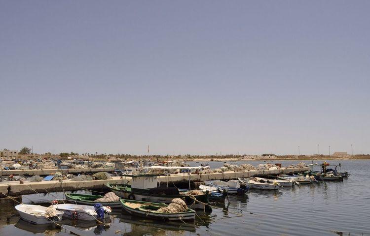 a port in djerba Nikon D90 Portphotography
