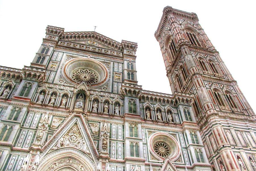 Duomo Santa Maria Del Fiore Florance Italy Buildings Duomo Katedral