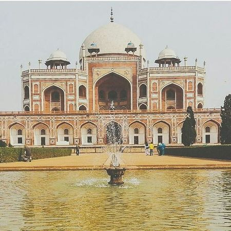 Wanderlust Trelltaledelhi Itsindia Humayunstomb Fountains Ac_india Tombs MyShoeboxOfPhotographs Mycreativefeed Myoriginal Thatperfectshot_ DelhiGram Delhidiaries Beingdelhiwalaa Mughal Frommywindow Frommypointofview Instamood Instadaily