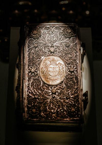 Light Artificial Illumination Book Close-up Design History Indoors  Metal Museum No People Spotlight