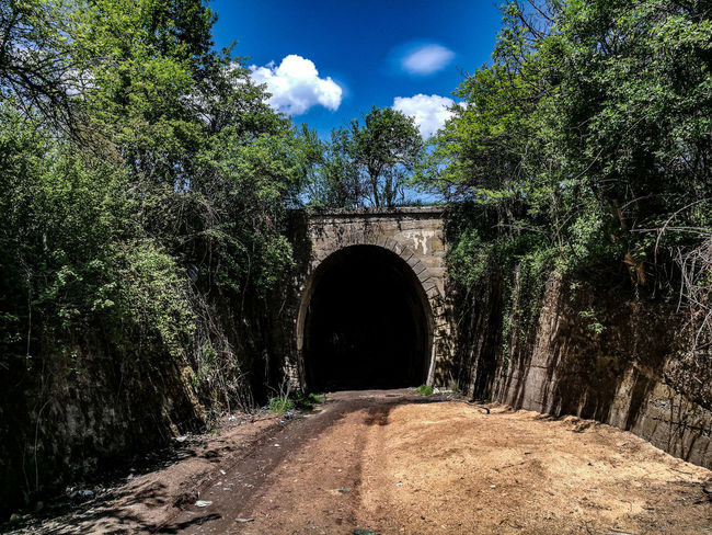 Abandoned railroad tunnel Arch No People Day Architecture Outdoors Tree Samsungphotography Samsung Galaxy S7 Galaxyography Samsung Photography Samsungphoto Samsung Galaxy Camera Galaxys7 Samsungmobgraphia Galaxy Camera Sarajevobosnia Bosnahersek Bosna Bosna I Hercegovina Bosna ♡ Bosnia And Herzegovina Sarajevo Tranquility Sunlight Road
