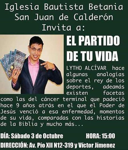 Están todos cordialmente invitados... MiPadremimejorDT ElPartidodetuvidaLA Charlas SponsorOficial @inmortalkingdom