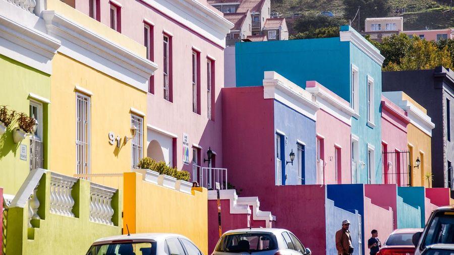 Colorful Cape
