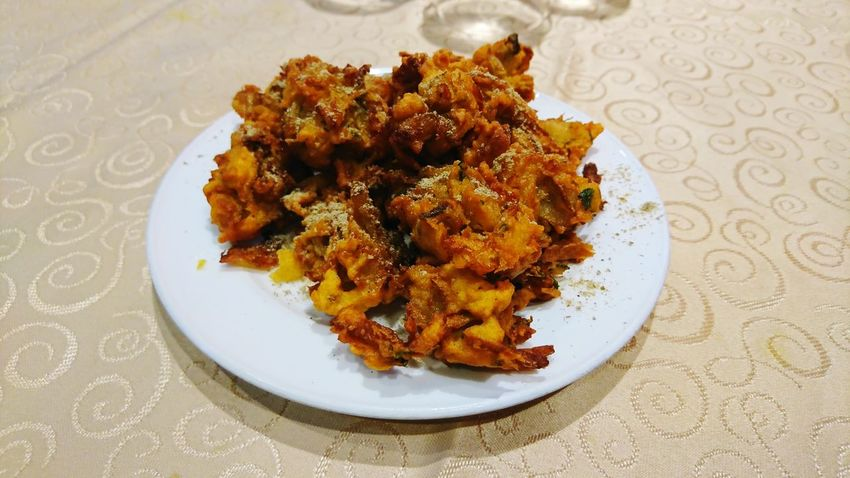Pakoda Pakoda Plate Indian Snacks Plate Close-up Food And Drink Food Styling Indulgence Serving Size Ready-to-eat