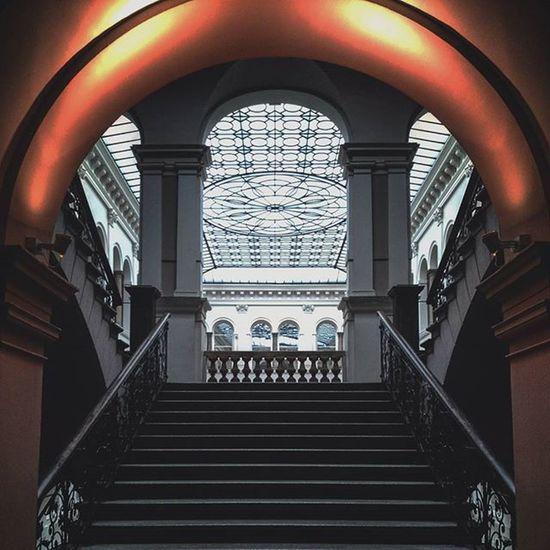 Muzeum Muzeumnarodowe Wroclaw Igerswroclaw Schody Atrium Polishnationalmuseum Stairs XperiaZ1