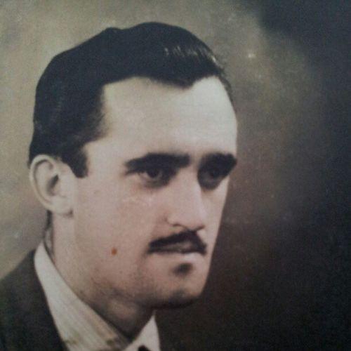 My grandfather in 1942. Grandfather 1942 Celleligure Old man giorgio mario giamba