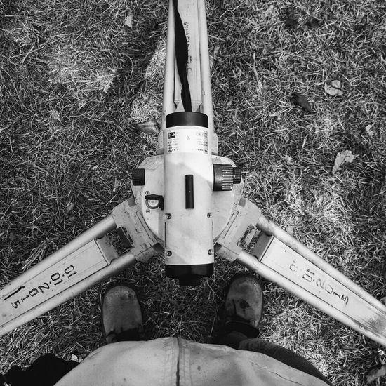 Getting Creative Taking Photos Eye4photography  Blackandwhite Bw_collection Blackandwhite Photography Work At Work Working Surveyor Surveyorjob Surveyors Equipment Done That. EyeEmNewHere