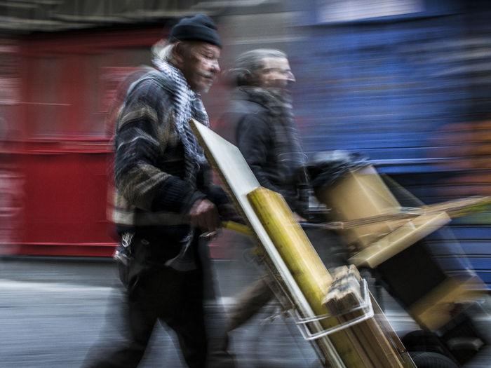 EyeEm Ready   Painters Artistist Life Lifestyles Real People Two People The Street Photographer - 2018 EyeEm Awards