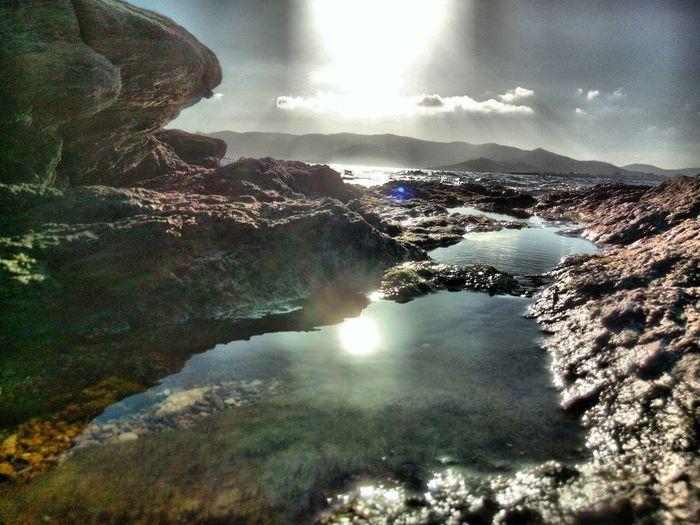 Water Window Sky