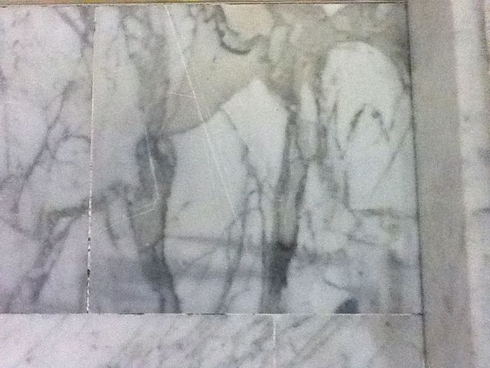 I see in the marble, covered heads and woman standing in a line Art Close-up Marble Floor No People Pattern See Faces Seeclovered Heqrd Textured