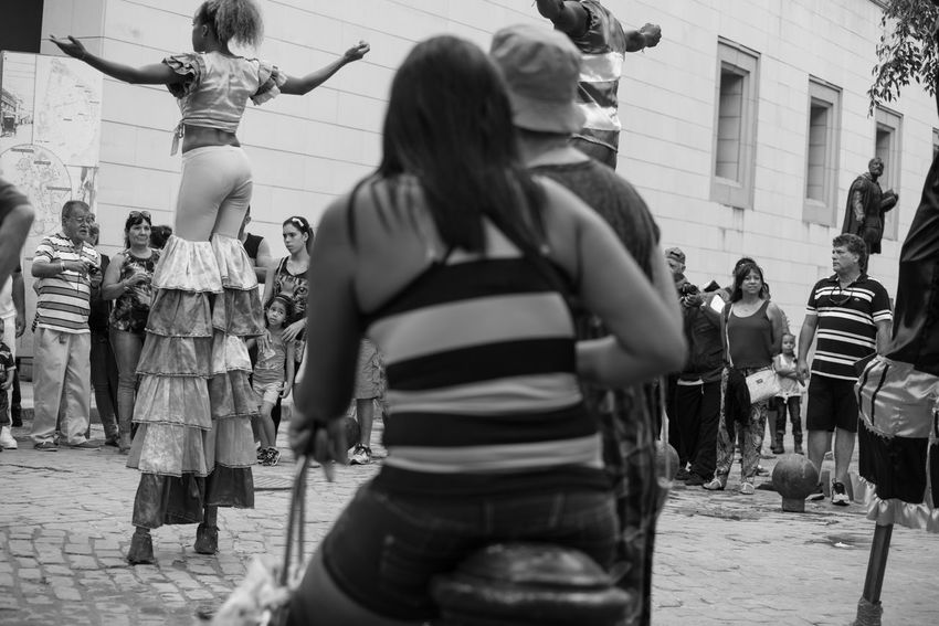 Art Artist Black & White Black And White Blackandwhite Check This Out Children Composition Cuba Cuban Dancing Documentary EyeEm Female From The Back Life Lifestyles Male Man People People Watching Street Street Photography Traveling Window