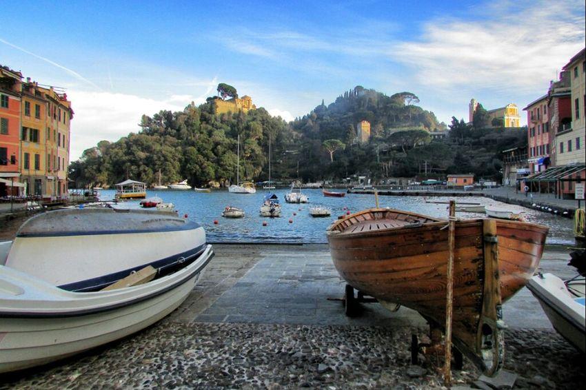 Italy Taking Photos Enjoying The View Liguria Portofino Eye4enchanting