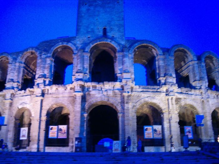 Arles France Roman Anphitheater  Architecture