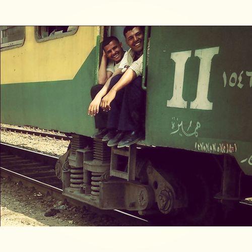 Imbaba station Imbaba Humans