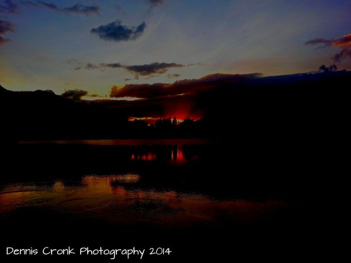 Kawkawa lake Hope B.C. Relaxing Water Reflections Sunshine