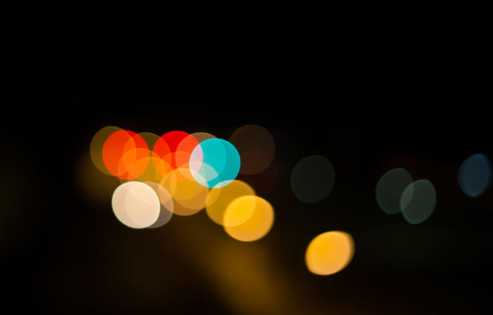 Bokeh - Licious ! Backgrounds Black Background Bohkehlicious Bokeh Bokeh Photography Close-up Dark Dark Darkness And Light Defocused Disco Lights Illuminated Light Effect Lighting Equipment Multi Colored Night Night Lights Nightlife Nightphotography No People Outdoors Street Light Street Photography Streetphotography Urban The Graphic City Mobility In Mega Cities Stories From The City HUAWEI Photo Award: After Dark #urbanana: The Urban Playground