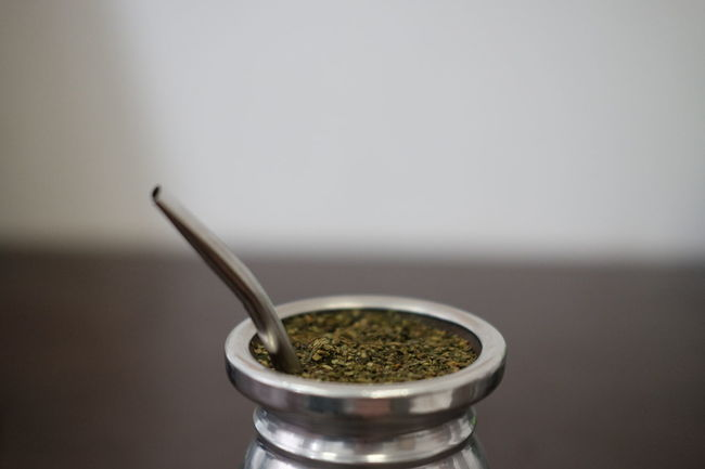 Tea Yerba Mate Black Peppercorn Close-up Food Food And Drink Healthy Eating Healthy Food Healthy Lifestyle Indoors  Mate No People Yerba